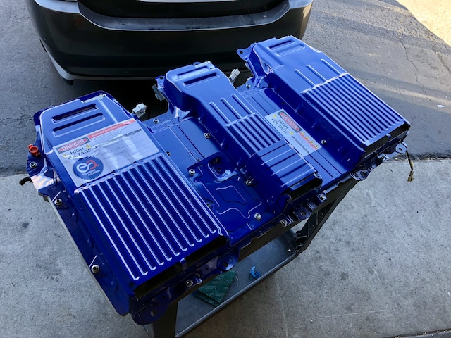 RX 400H Hybrid Battery
