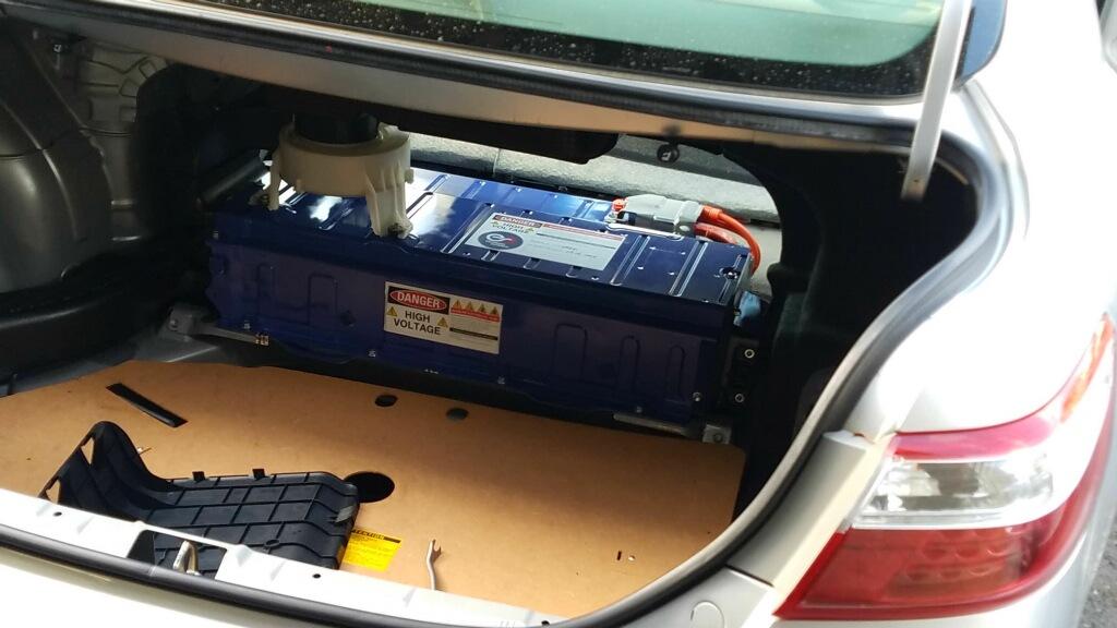 Camry Hybrid Battery Repair