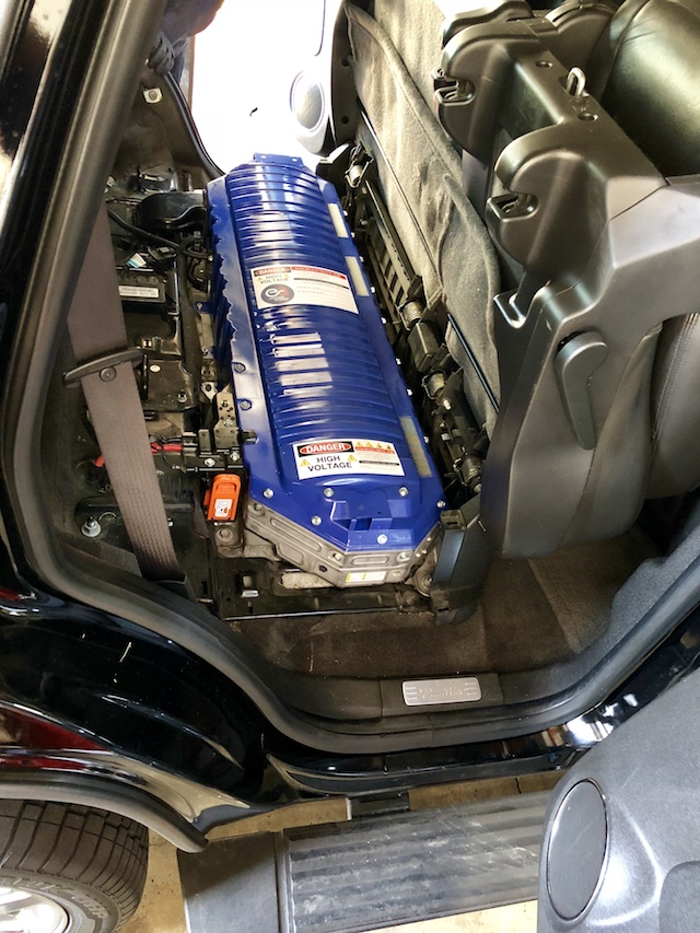 GM Hybrid Battery Repair