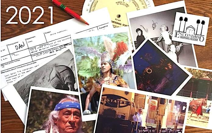 Images of Palomar Calendar 2021