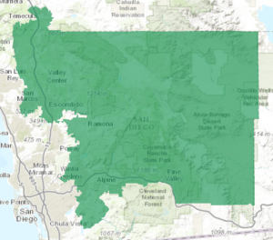 California US Congressional District 50 (since 2013)