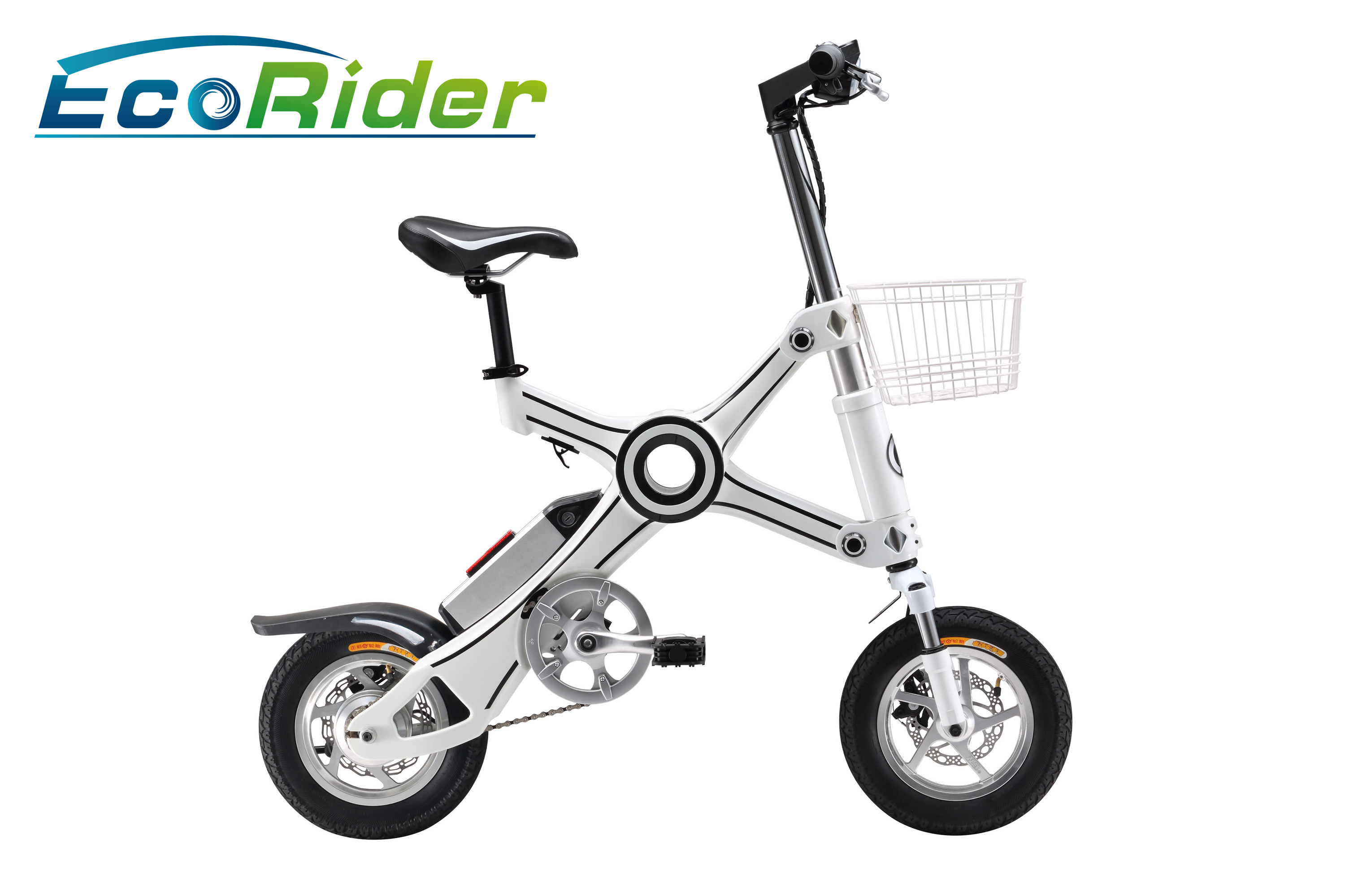 Foldable Electric Bike Brushless Motor Electric Bicycle