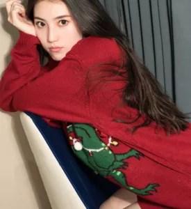 Christine - Dalian Escort 1