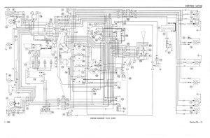 Full A3 Fold Out Wiring Diagrams Mk2 Lotus Cortina FREE UK