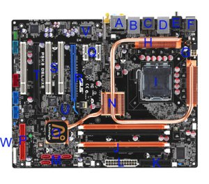 motherboard notes