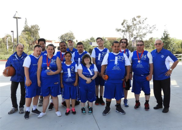 Ventura Dolphins and Sharks at CLU Tournament (2)