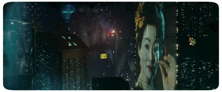 """Cena do Filme """"Blade Runner - O Caçador de Androides"""""""