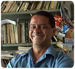 Escritor Sergio Fantini