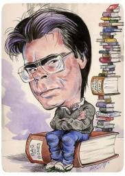 Stephen King e seus livros