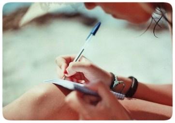 Caderno de Escritor
