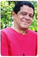 Escritor Sérgio Fantini