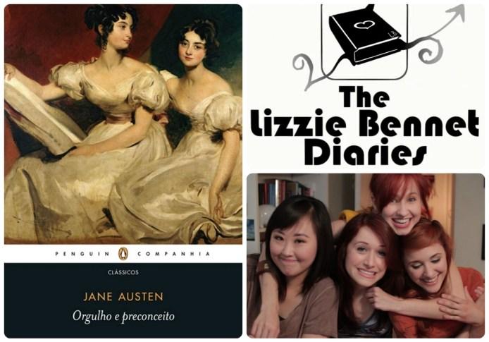 Orgulho e Preconceito - Lizzie Bennet Diaries