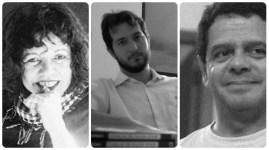 Autores Malluh Praxedes, Carlos Fialho e Sérgio Fantini