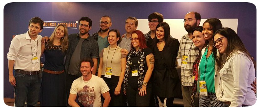 Brasil em Prosa - XVII Bienal Internacional do Livro Rio