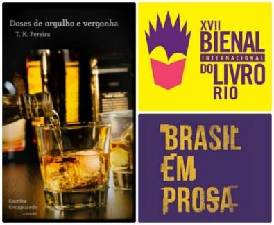 XVII Bienal do Livro Rio - Brasil em Prosa
