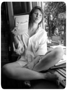 Escritora Claudia Gomes