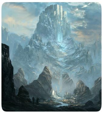 Reino Anão - Fantasia - RPG