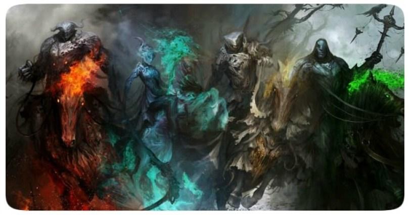 Apocalipse - Fantasia - RPG