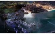 Final Fantasy - Geografia - Mapa