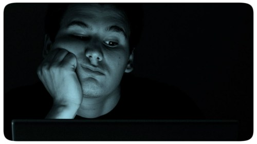 Inveja - Escritor - No Escuro - Pessimismo