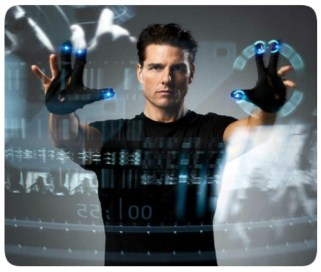 Minority Report - Tom Cruise