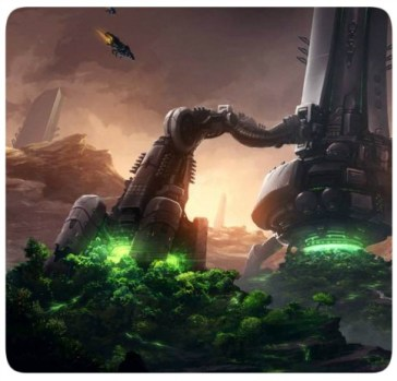 Terraforming - Sci-Fi - Fantasia