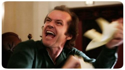 O Iluminado - Jack Nicholson