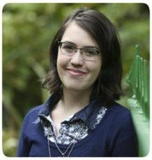 Escritora Luisa Geisler