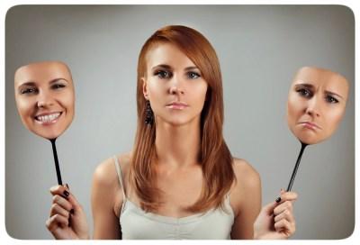 Borderline - Síndrome do Impostor - Fraude - Trauma - Escrita - Máscaras