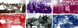 Capítulos (grupos) de las Tertulias 2013