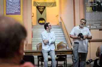 José Ciampagna - Premio Especial - Categoría Avanzados - Concurso Cuentos de la Biblioteca 2014