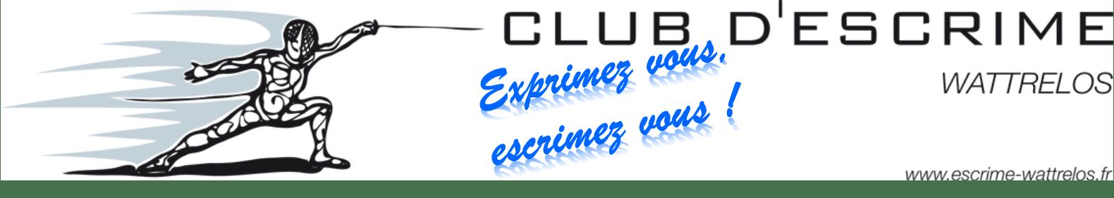 Club d'Escrime de Wattrelos