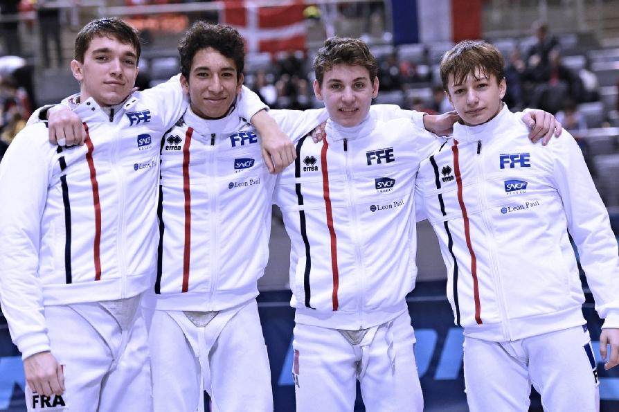 Championnats du Monde, Championnats d'Europe !