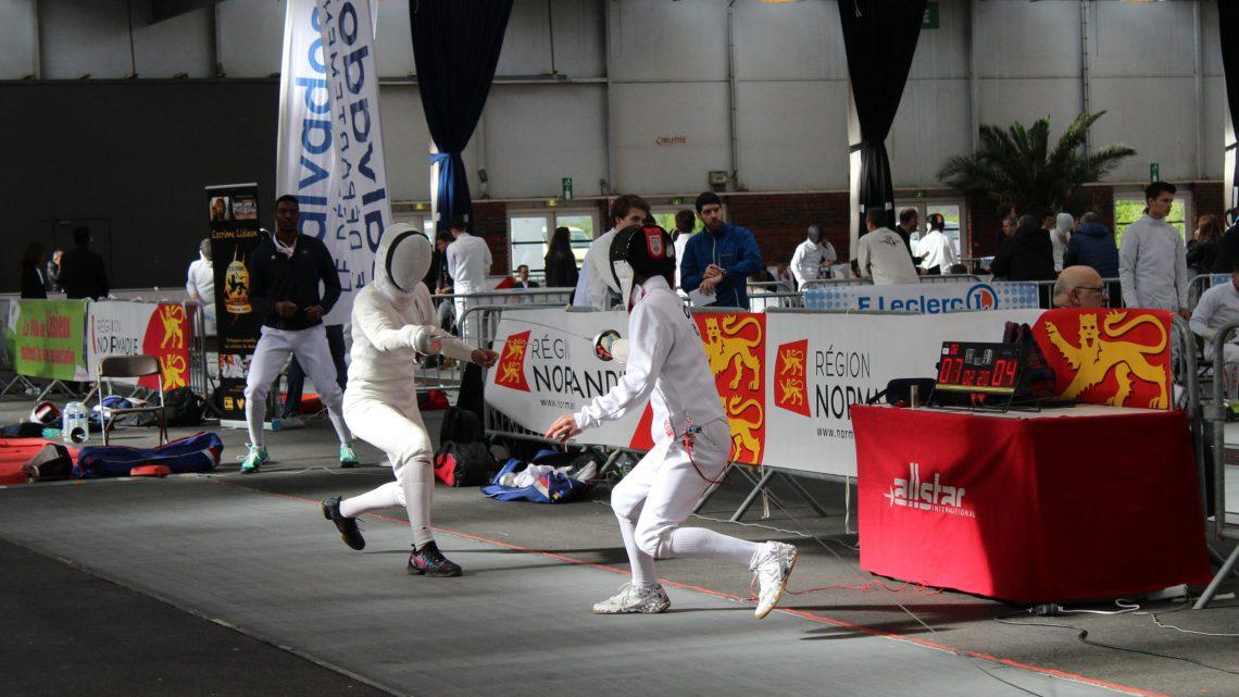 E.Leclerc de Lisieux partenaire titre du circuit national U20