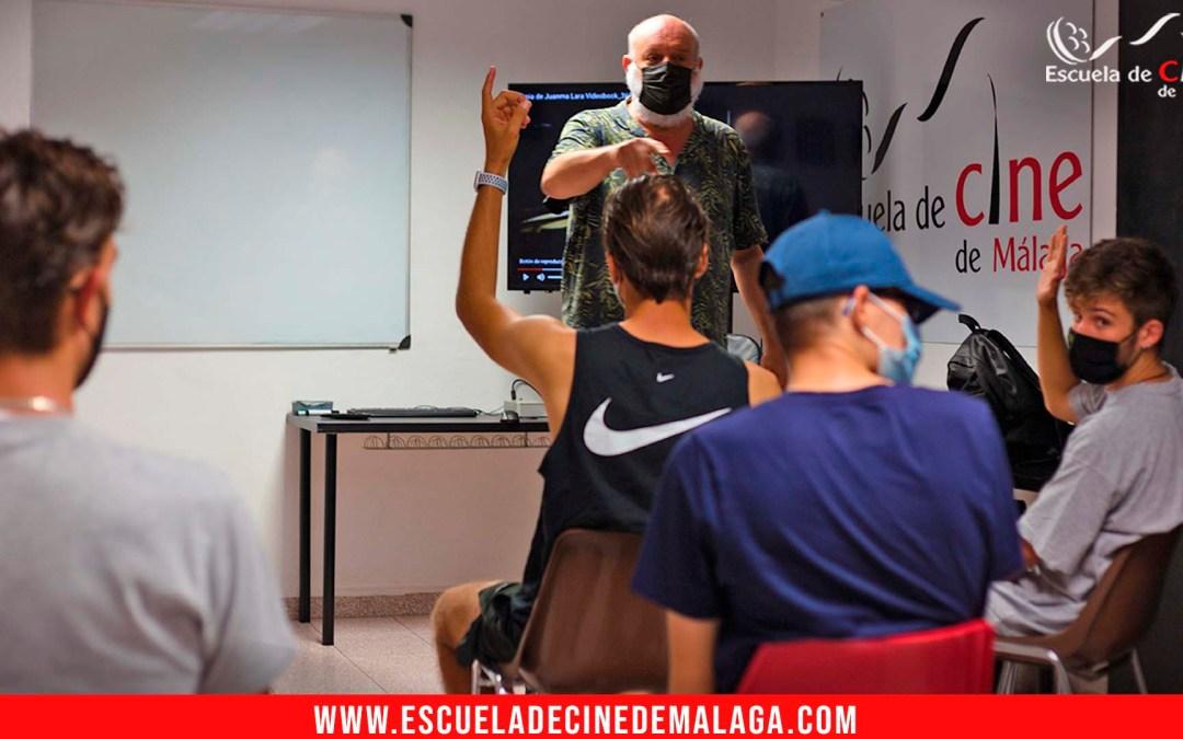 Curso de Cine de Verano: Master Class del actor Juanma Lara