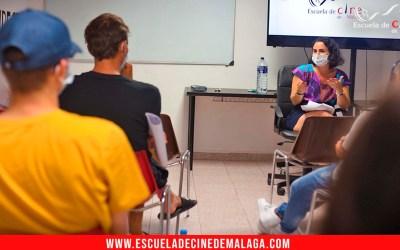 Curso de Cine de Verano: Charla con Belén Carrasco de la Málaga Film Office