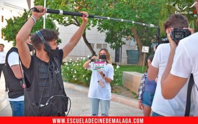 Comenzamos los rodajes de «Hazte Un Akemarropa» la webserie que cada año rodamos durante el Festival de Cine de Málaga