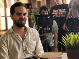 Cortometraje 33% Elena Kunitsyna Escuela Cine Malaga Actor Actriz Rodaje Cursos Casting Making Off Rodaje 13