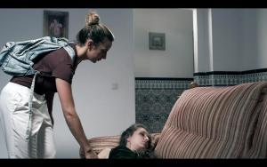 Cortometraje Tu ladras yo muerdo Alberto Gil Escuela Cine Malaga Actor Actriz Rodaje Cursos Casting 1