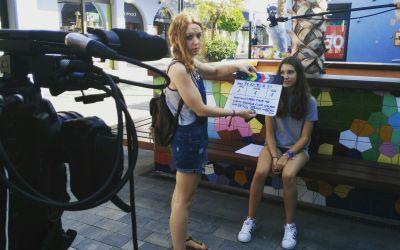 Conoce a las actrices del cortometraje 4k 'Te Elijo a Ti'