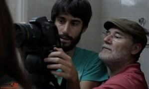 Escuela de Cine de Málaga Curso de Cine Cortometrajes Rodaje Mis amigos estan ciegos Carlos Bentabol37