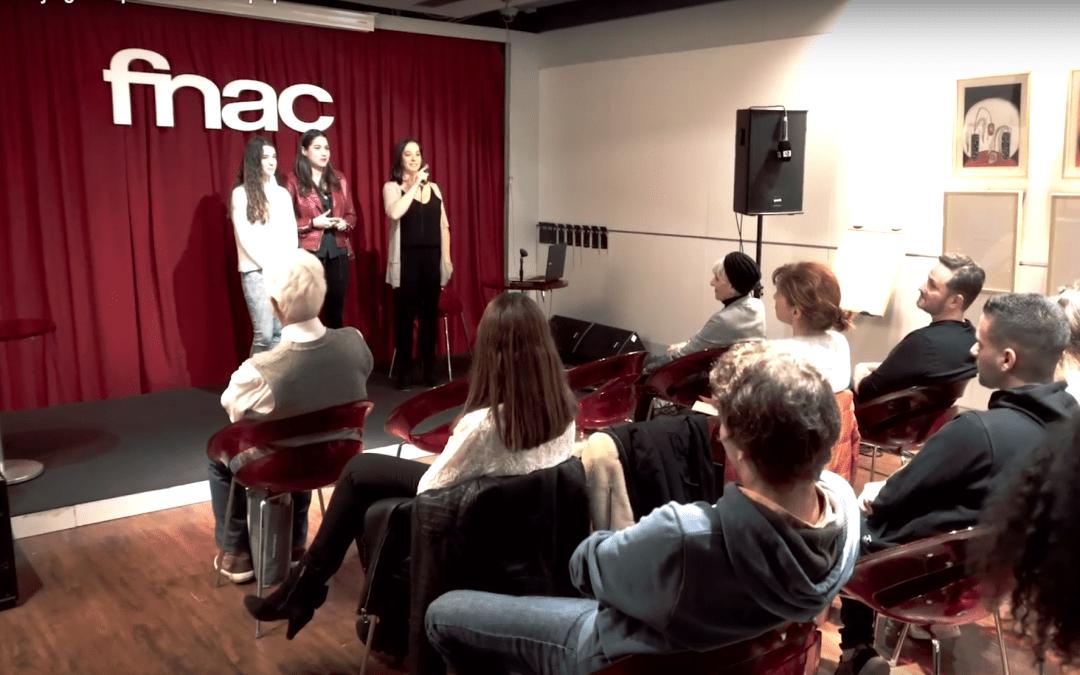 Presentación estreno de cortometrajes en la Fnac Málaga