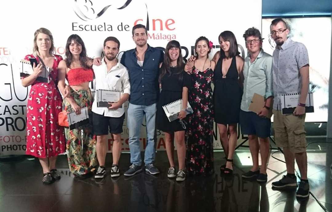 Gala Escuela Cine Malaga 2018 Estudiar Cine Cortometrajes Malaga 2