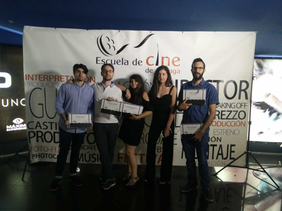 Gala Escuela Cine Malaga 2018 Estudiar Cine Cortometrajes Malaga 8