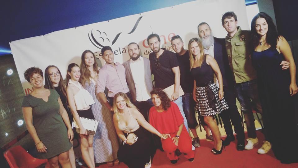 III Gala de la Escuela de Cine de Málaga