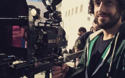 Proyección de los cortometrajes de F.J. Arranz en la Escuela de Cine de Málaga