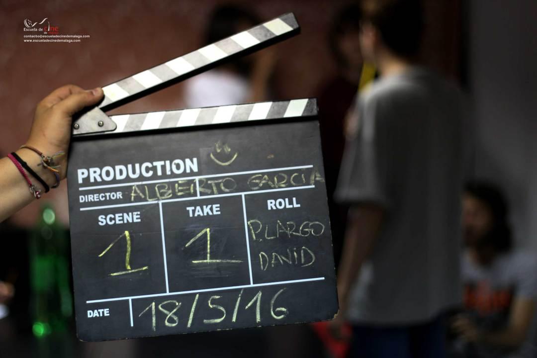 rodaje-spoiler-alRodaje Spolier, un cortometraje de Alberto Garcíaberto-garcia-escuela-de-cine-de-malaga