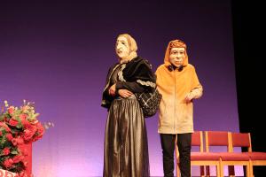 Máscara Expresiva. Escuela de Teatro Arturo Bernal