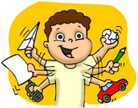 Derechos para los niños con tdah