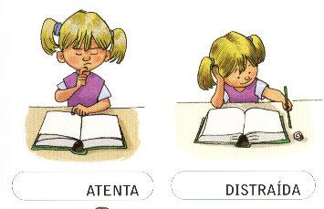 ATENTA-DISTRAIDA